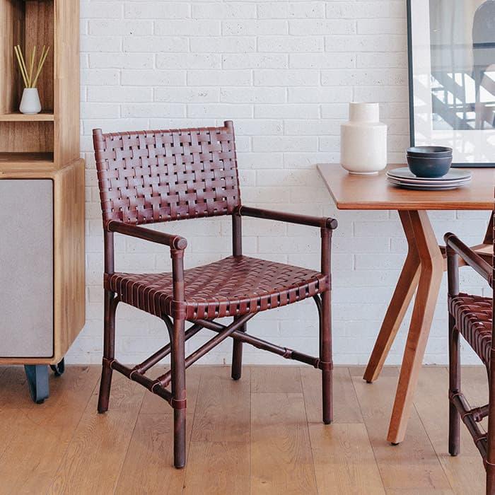 Malibu Dining Armchair