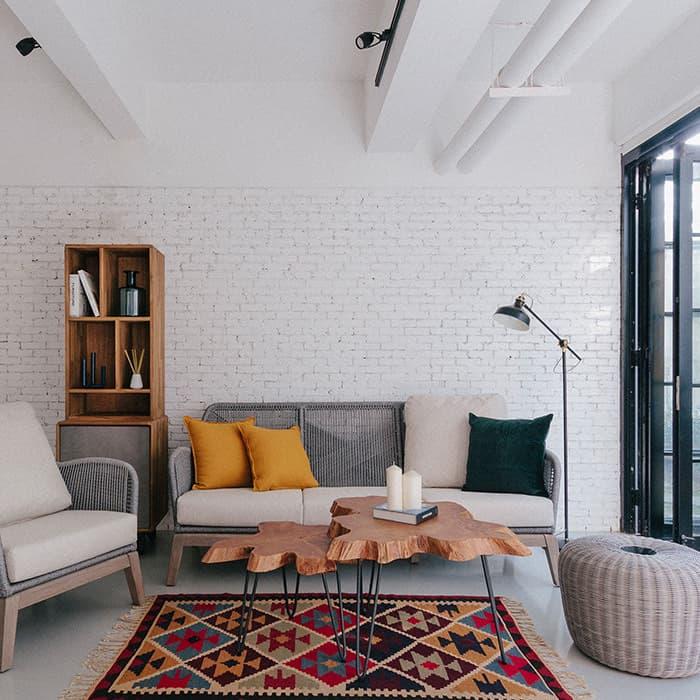 Leon 3 Seater Sofa